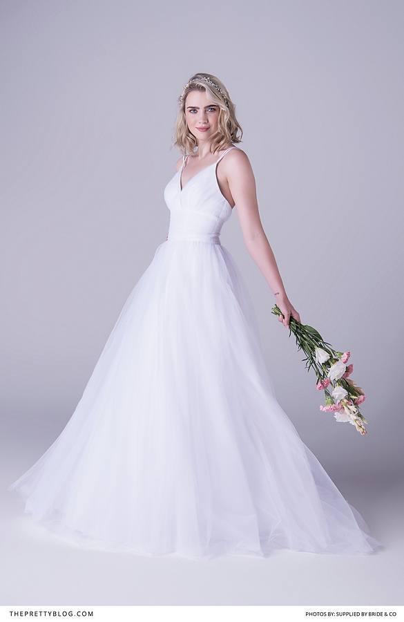 Audrey Hepburn Inspired Wedding Dresses 64 Simple The Romantic Bride